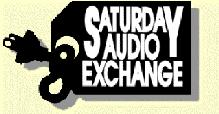 Saturday Audio Exchange